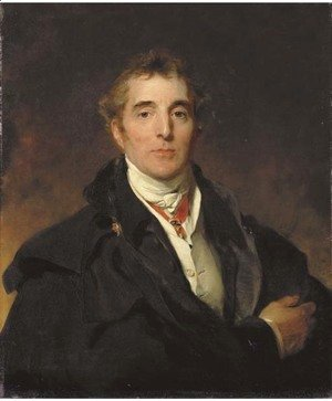 Sir Thomas Lawrence - Portrait of Arthur Wellesley, 1st Duke of Wellington, K.G., K.B., M.P. (1769-1852)