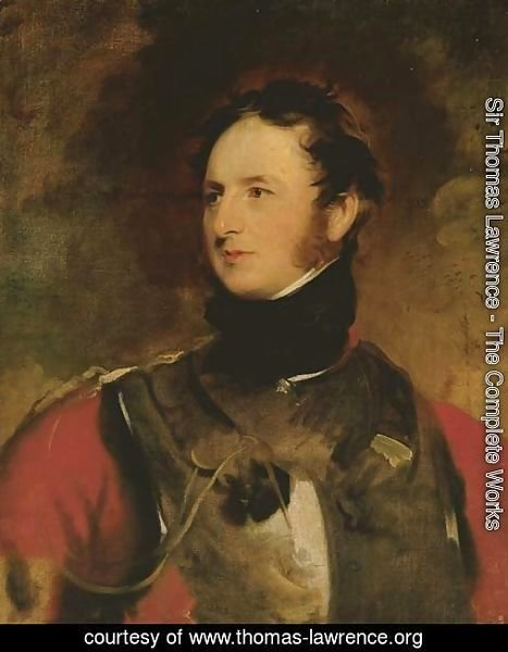 Portrait of Charles William Stewart, Third Marquess of Londonderry, K.G., K.B., M.P. (1778-1854)