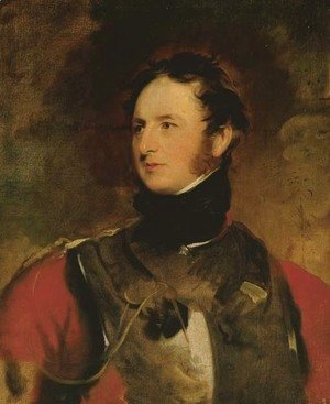 Sir Thomas Lawrence - Portrait of Charles William Stewart, Third Marquess of Londonderry, K.G., K.B., M.P. (1778-1854)