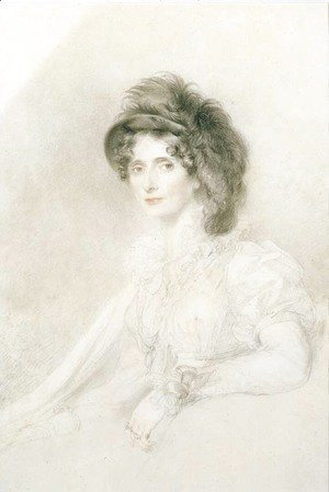 Portrait of Elizabeth, Duchess of Devonshire (1758-1824)