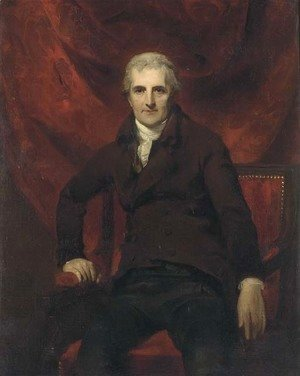 Sir Thomas Lawrence - Portrait of George Griffin Stonestreet