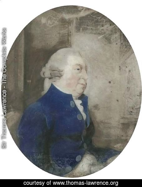 Portrait of Sir Elijah Impey (1732-1809)