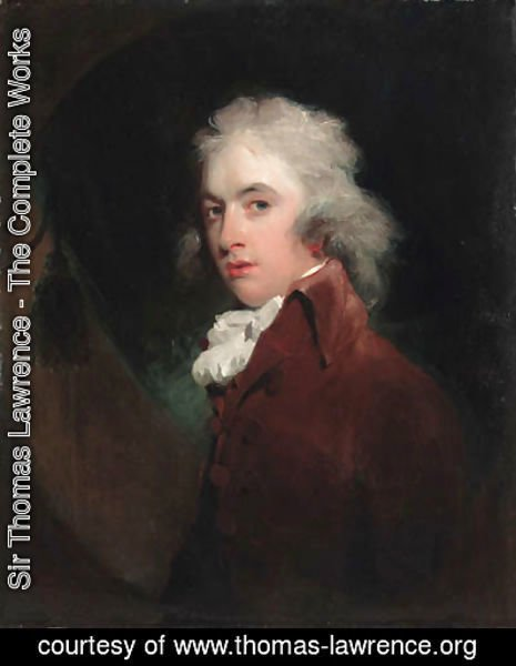 Portrait of the Hon. Peniston Lamb (1770-1805)