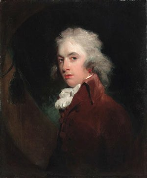 Sir Thomas Lawrence - Portrait of the Hon. Peniston Lamb (1770-1805)