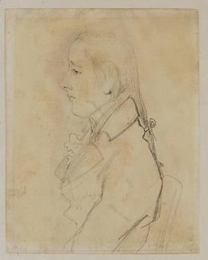 Portrait Of William Pitt The Younger, M.P.