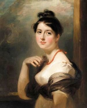 Sir Thomas Lawrence - Portrait Of Elizabeth Williams Of Gwersylt Park, Denbighshire