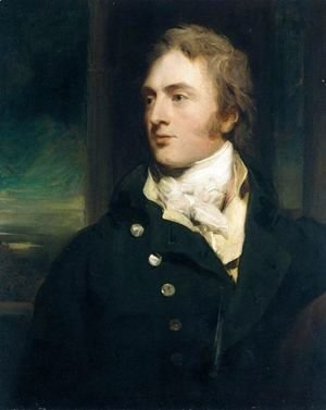 Sir Thomas Lawrence - Portrait Of Sir George Cornewall, 3rd Bt. (1774 - 1835) Of Moccas Court
