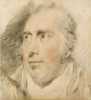 Sir Thomas Lawrence - Portrait Of Richard Payne Knight (1751-1824)