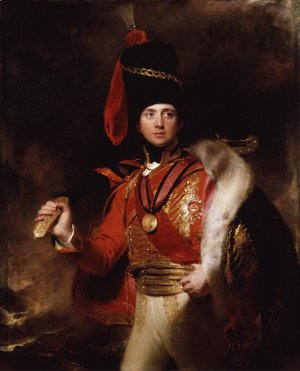 Sir Thomas Lawrence - Charles William Vane