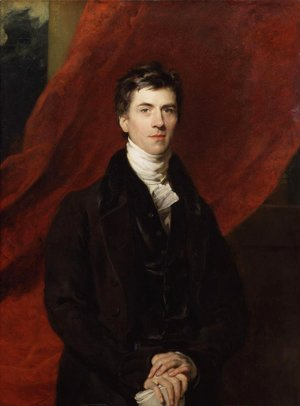 Sir Thomas Lawrence - Henry Brougham