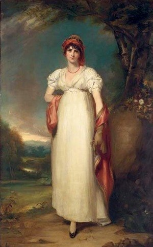 Portrait of Mrs John Halkett (d. 1805)