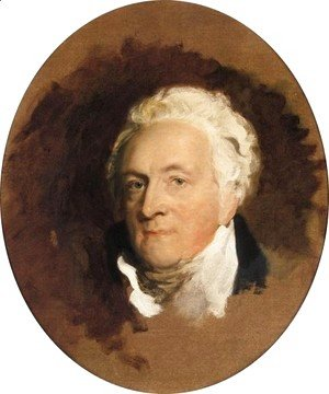 Sir Thomas Lawrence - Portrait Of Henry Bathurst, 3rd Earl Bathurst (1762-1834) 2