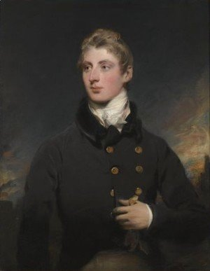 Sir Thomas Lawrence - Portrait Of Gerald Wellesley (1790-1833)
