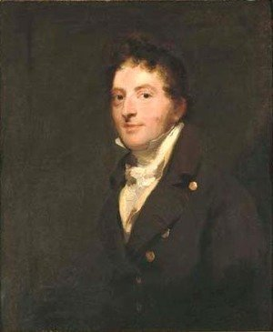 Sir Thomas Lawrence - Portrait of Edward Morris (1768-1815)