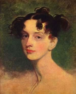 Sir Thomas Lawrence - Portrait of Princess Lieven