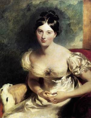 Sir Thomas Lawrence - Margaret, Countess of Blessington  1822