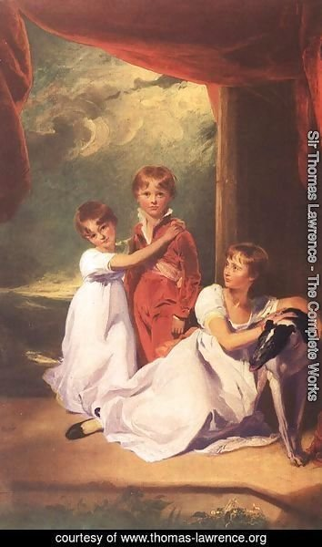 The Fluyder Children  1805